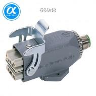 [무어] 56948 / Cube67 /액세서리 / CUBE67 ACCESSORIES / System interface connector / Cube67 FSC Socket M12 Mount