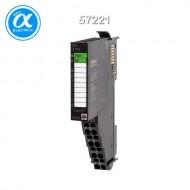[무어] 57221 / Cube20S/확장모듈-디지털l I/O / CUBE20S DIGITAL INPUT MODULE DI2 / 2 x 24 V DC adjustable input filter