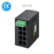 [무어] 58176 / 스위치/Unmanaged Switch / TREE 8TX Eco Gigabit Unmanaged Switch / 8× RJ45 포트 - 기가비트 -  unmanaged 스위치