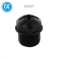 [무어] 58627 / Cube67 /액세서리 / BLIND PLUG M12, PLASTIC, 10 PIECES / 스크류 플러그 M12×1 mm - 플라스틱, 육각 / [구매단위 10개]