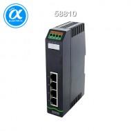 [무어] 58810 / 스위치/Unmanaged Switch / Xelity 4TX Unmanaged Switch 4 Port 100Mbit / 4× RJ45 포트(100M비트) - unmanaged 스위치