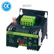 [무어] 85351 / DC 파워서플라이/정류형 / MEN POWER SUPPLY 1/2-PHASE, SMOOTHED / IN: 230/400+/-15VAC OUT: :24V/5ADC