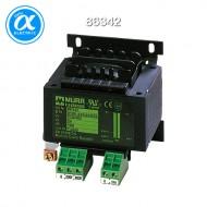[무어] 86342 / 트랜스포머/1P / MTS 1-PHASE SAFETY TRANSFORMER / P: 100VA IN: 230/400VAC OUT: 24VAC / For screw and DIN-rail mounting / 단상 안전 트랜스-절연등급 T 40/B
