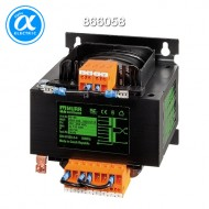 [무어] 866058 / 트랜스포머/1P / MET SINGLE-PHASE CONTROL AND ISOLATION TRANSFORMER / P:500VA IN:220...530VAC±20VAC OUT:24/230VAC / 단상 안전 트랜스-절연등급 T 40/B / [구매단위 10개]