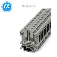 [피닉스컨택트] 0790404 / 볼트 연결 단자대 - OTTA  6-P/P