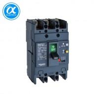 [슈나이더] EZCKV100E3063 / 누전차단기(ELCB) / Easypact K EZCKV100 / ELCB / TMD - 63A - 3P3D - 30mA / [구매단위 10개]