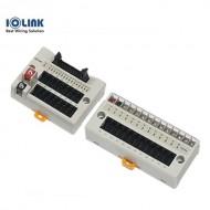 [삼원ACT] MC-T04D-3 / 분기형 터미널 / MC 시리즈 / 터미널↔e-con 4점(3P) / 무극성 / 디지털-아날로그용
