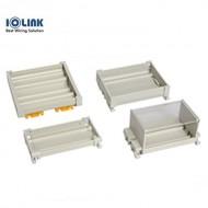 [삼원ACT] SPR-64/100 / 터미널부품 / SPR 시리즈 / 레일형 PCB 케이스 / 레일(찬넬) 취부전용