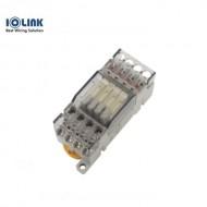 [삼원ACT] R4T-16P-M / 소형릴레이보드 / R4T-M 시리즈 / PANASONIC PA 릴레이 장착 / 양단 단자대형 / 양단 단자대형