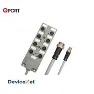 [삼원ACT] MPA-DN10N-V□ / 필드버스케이블 부속품 / MPA-DN 시리즈(M12 DeviceNet 분기박스) / M12 Male THIN타입 TDN 24U