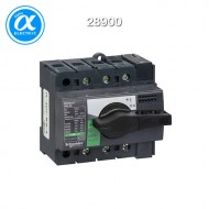 [슈나이더] 28900 / 스위치 단로기 / 스위치 디스커넥터 / Interpact INS40 / Switch-disconnector / 3P - 40A