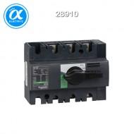[슈나이더] 28910 / 스위치 단로기 / 스위치 디스커넥터 / Compact INS125 / Switch-disconnector / 3P - 125A - 흑색 회전핸들