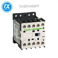 [슈나이더] CA2KN40P7 / Control Relay / 보조계전기 TeSys K - CA2-K - 4NO - 순시형 - 10A - 코일 230V AC