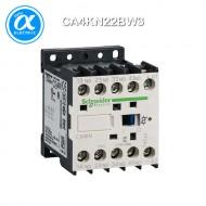 [슈나이더] CA4KN22BW3 / Control Relay / 보조계전기 TeSys K - CA4-K - 2NO + 2NC - 순시형 - 10A - 코일 24V DC