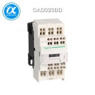 [슈나이더] CAD323BD / Control Relay / 보조계전기 TeSys D - CAD-323 - 3NO + 2NC - 순시형 - 10A - 코일 24V DC / 스프링 터미널