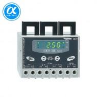 [슈나이더] EOCR3EZ-WRCZ7A / 전자식 과부하 계전기 / EOCR Digital / EOCR-3EZ WR 1A1B DC/AC 110~220V