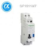 [슈나이더] GF1611M7 / 전자접촉기(MC) / TeSys GF 모듈형 접촉기 / impulse relay - TeSys GF - 16A - 1NO + 1NC - 220V AC 50/60Hz 코일 / [구매단위 12개]