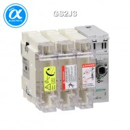 [슈나이더] GS2J3 / 스위치 단로기 / 퓨즈 스위치 디스커넥터 / TeSys GS / Switch-disconnector-fuse / 3P - 100A - NFC 22 x 58 mm