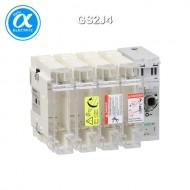 [슈나이더] GS2J4 / 스위치 단로기 / 퓨즈 스위치 디스커넥터 / TeSys GS / Switch-disconnector-fuse / 4P - 100A - NFC 22 x 58 mm