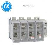 [슈나이더] GS2S4 / 스위치 단로기 / 퓨즈 스위치 디스커넥터 / TeSys GS / Switch-disconnector-fuse / 4P - 630A - DIN 3