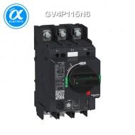 [슈나이더] GV4P115N6 / 모터보호용차단기 / 모터 회로 차단기 / TeSys GV4 / 115A 3P - 열동 전자식 차단기 - compression lug