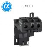 [슈나이더] LAEB1 / 전자접촉기(MC) 액세서리 / EasyPact TVS 접촉기 / TVS / 터미널 블록 - LRE01…E35 - LRE01…E35