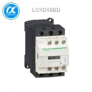 [슈나이더] LC1D18BD / 전자접촉기(MC) / TeSys D / 접촉기 TeSys D - 3P - AC-3 440V 18A - 코일 24V DC