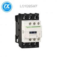 [슈나이더] LC1D25M7 / 전자접촉기(MC) / TeSys D / 접촉기 TeSys D - 3P - AC-3 440V 25A - 코일 220V AC