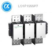 [슈나이더] LC1F1000P7 / 전자접촉기(MC) / TeSys F 접촉기_일체형 / 접촉기 TeSys F - LC1-F - 3P (3NO) - AC-3 - 1000A - 440V - 코일 230V AC