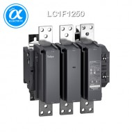 [슈나이더] LC1F1250 / 전자접촉기(MC) / TeSys F 접촉기_분리형(Body) / 접촉기(코일 미장착) TeSys F - LC1-F - 3P (3NO) - AC-1 - 1260A - 440V