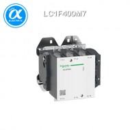 [슈나이더] LC1F400M7 / 전자접촉기(MC) / TeSys F 접촉기_일체형 / 접촉기 TeSys F - LC1-F - 3P (3NO) - AC-3 - 400A - 440V - 코일 220V AC