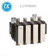 [슈나이더] LC1F6304 / 전자접촉기(MC) / TeSys F 접촉기_분리형(Body) / 접촉기(코일 미장착) TeSys F - LC1-F - 4P (4NO) - AC-1 - 1000A - 440V