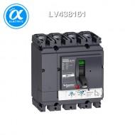 [슈나이더] LV438161 / 배선용차단기(MCCB) / ComPact NSX DC - PV_일체형(With Trip) / Compact NSX160 DC PV / MCCB - DC PV / TM-DC - 160A - 4P