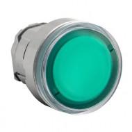 [슈나이더]ZB4BW333 /조광누름버튼 스위치/메탈 베젤 조광헤드 복귀 녹색